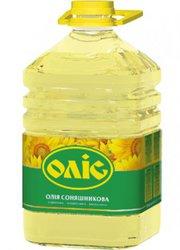 Растительное масло ТМ Олис